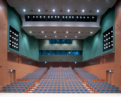 市民ホール(座席)
